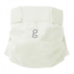 Gauze White gPants